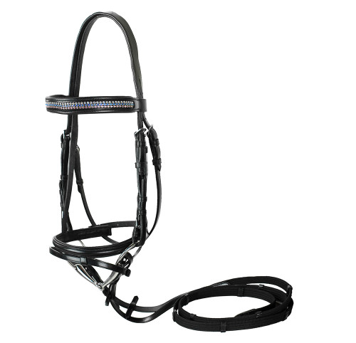 Horze HGL Pony Bridle (Pony or Cob Sizes)