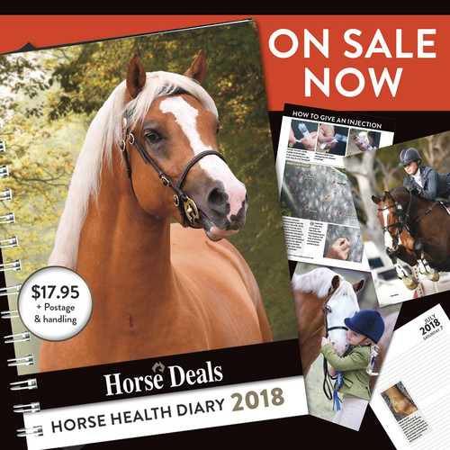 Horse Deals Health Diary 2018