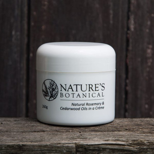 Natures Botanical Creme 260gm
