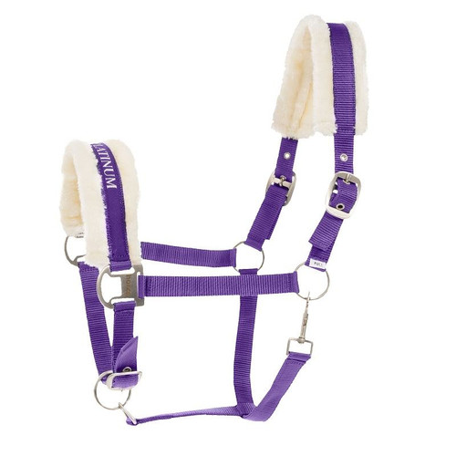 Horze Howard Halter & Lead Set (Purple)