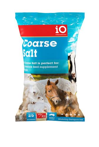 iO Coarse Salt 25kg