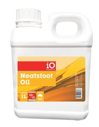 iO Neatsfoot Oil 500ml
