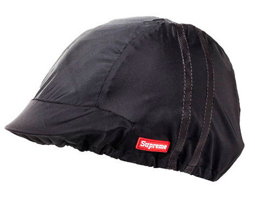 Horze Supreme Dark Reflective Safety Helmet Cover