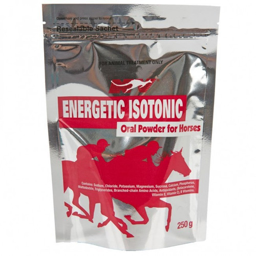 Energetic Isotonic Powder (250g)