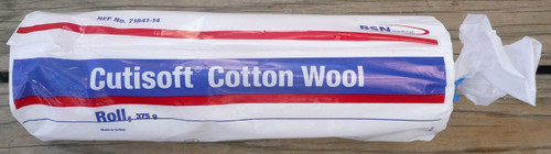 Cutisoft Cotton Wool Roll 375g