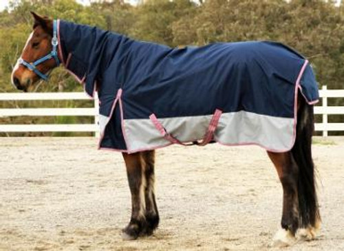 X-Calibur 600D Winter Synthetic Combo Rug