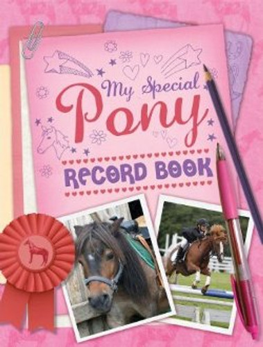 My Special Pony Record Book (New Edition)