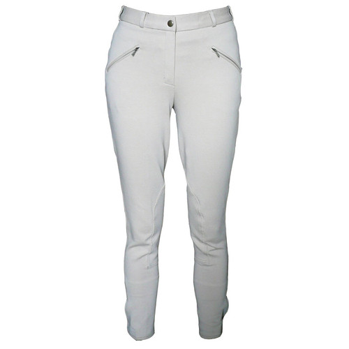 Every-Day 'Super Comfy' Self Patch Breeches (By One Stop Horse Shop)