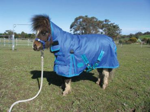 Eureka Miniature Pony Synthetic Combo Rug