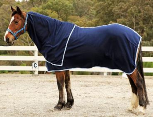 Polar Fleece Neck Rug