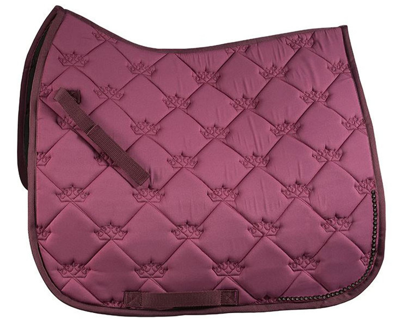 OMG…I totally need that Eggplant Saddle Pad! (Discount & Free Gift Inside)