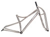 Jones Ti Spaceframe and Truss fork. New for 2015 –Thru-Axles.