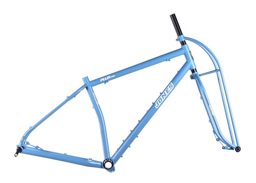 Jones Steel Plus SWB Diamond Frame with Steel Truss Fork - Jones Bikes