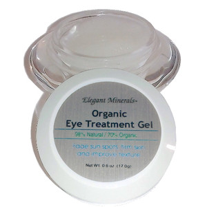 Natural & Organic Eye Treatment Gel