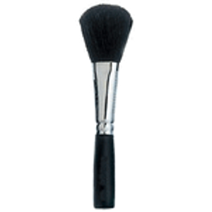 "5 1/4"" Premium Natural Powder Brush"