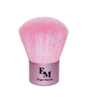 Large UltraSoft Pink Kabuki Brush - R
