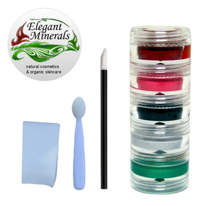YOU CAN PICK 5 Color Stackable Natural Face Paint Kit
