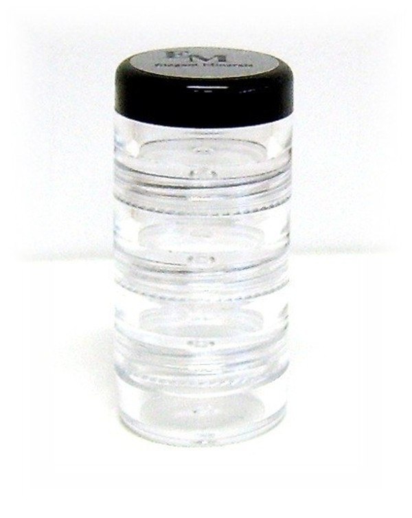 4pc Stackable 5g Jars with sifters