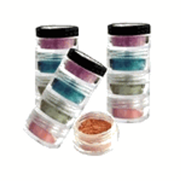 Natural 4pc Stackable Mineral Eye Shadow Quad
