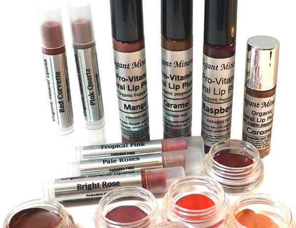 Pro-vitamin Mineral Lip Plumper w/ organic peppermint oil