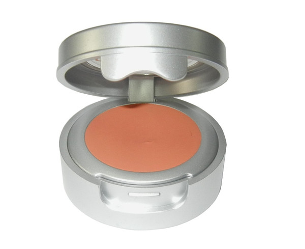 Orange Crush- A mild, earthy medium peachy coral blend.