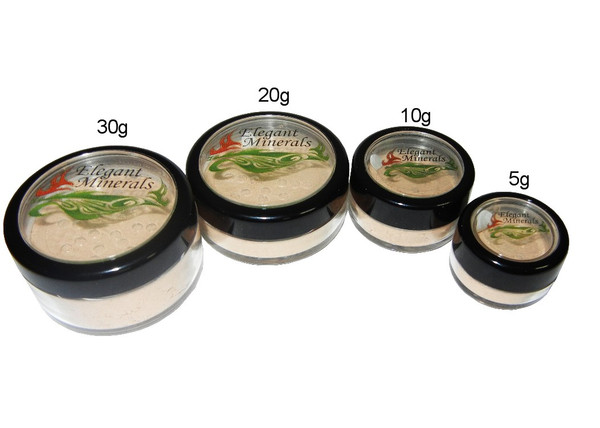 4 Sizes and 35 different shades available. Try our sample jars for just $1.00!