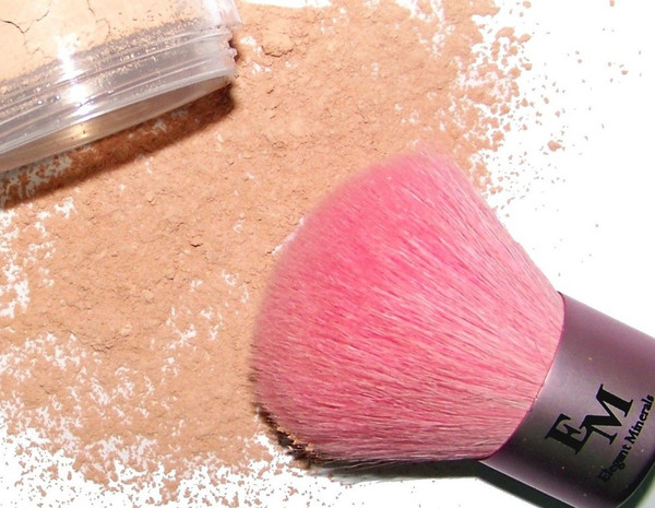 Natural Mineral Veil / Setting Powder For Normal/ Dry Skin