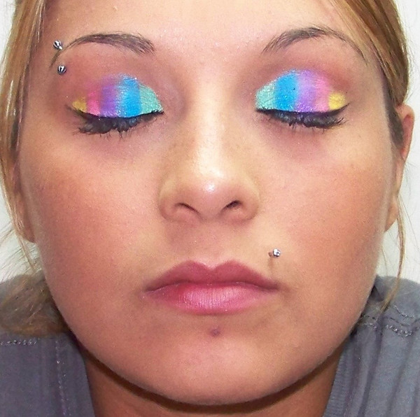 Xtreme Mineral Eye Shadows are fun! Get creative with these bright and vibrant colors!