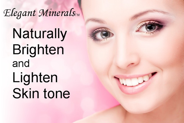 Naturally Brighten and Lighten Skin tone with our Organic Lotion