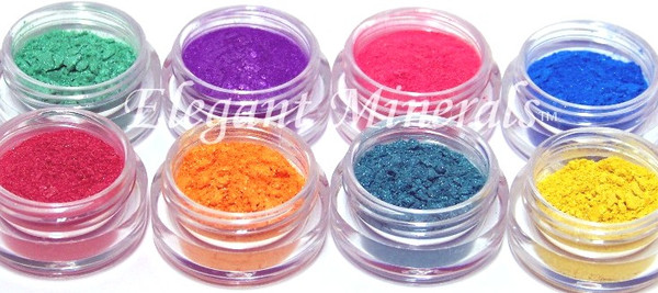 Xtreme  DYE-FREE Multi-purpose Mineral Powder (to enhance face paints)