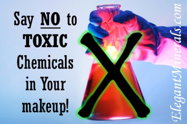 The Importance of Avoiding TOXIC Chemicals in Your Makeup