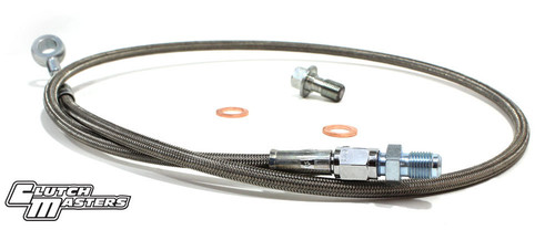 ClutchMasters - Steel Braided Clutch Line (B-Series)
