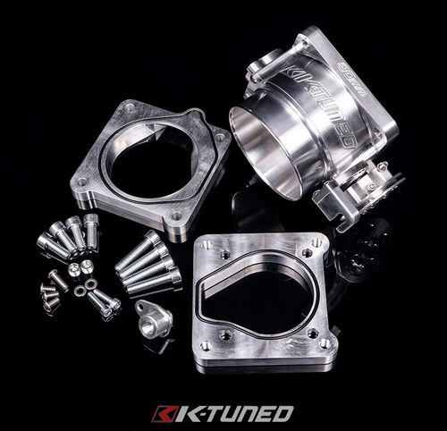 K-Tuned - 80mm Throttle Body  K-Series with Adapters