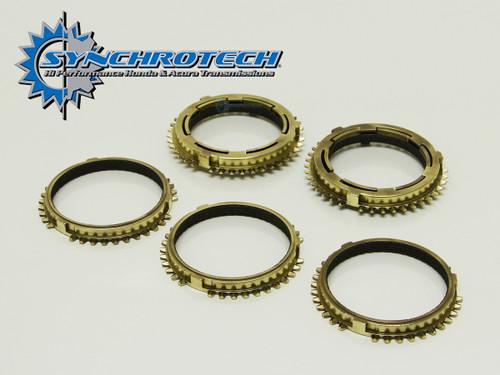 Pro-Series Carbon Synchro Set 1-6