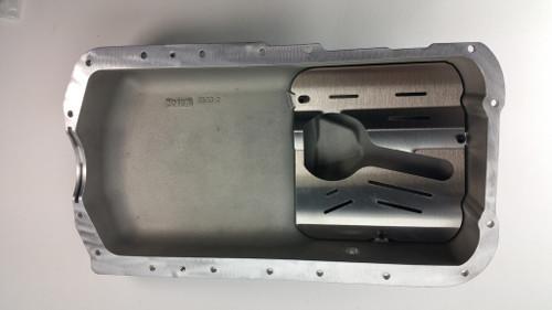 KS Tuned - H2B Oil Pan Baffle Kit