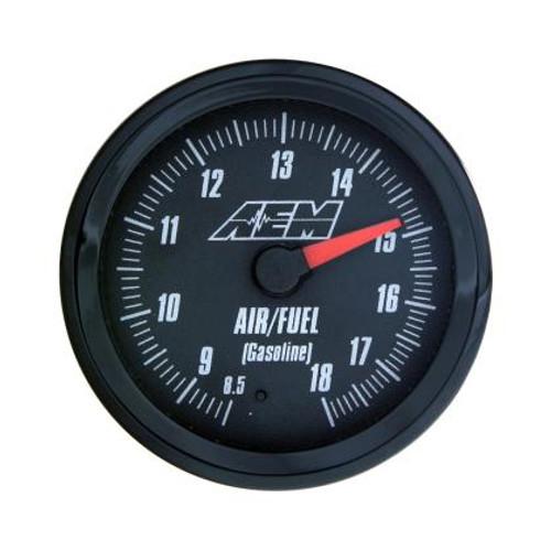 AEM - Analog E85 Wideband Air/Fuel Gauge 5.7 to 11.9:1AFR