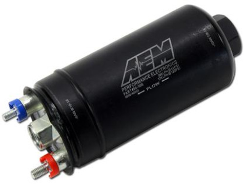 AEM - High Flow In-Tank Fuel Pump; 380 lph @ 43 PSI