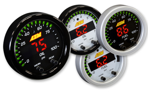 AEM - AEM X-Series Pressure Gauge Accessory Kit