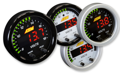 AEM - AEM X-Series Volt Gauge Accessory Kit