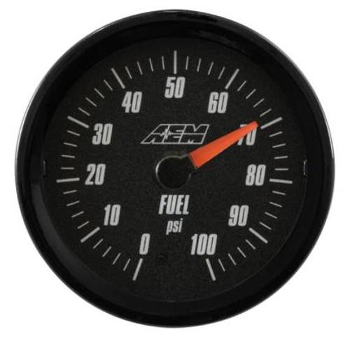 AEM - Analog Air/Fuel/Oil Pressure Gauge (SAE Measurement)