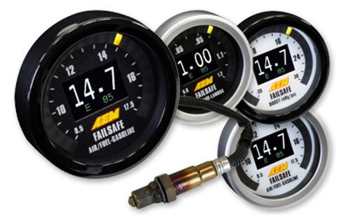 AEM - Flex Fuel Failsafe Gauge w/o Ethanol Content Sensor