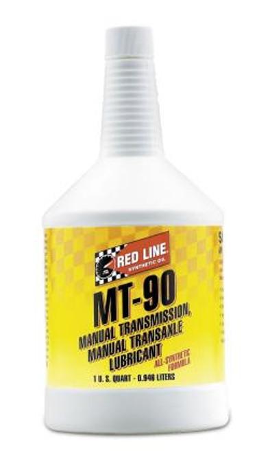 Red Line - MT-90 75W90 GL-4 Manual Transmission & Transaxle Gear Oil