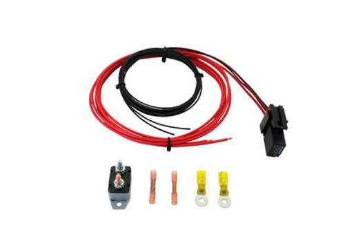 AEM - 20 Amp Relay Wiring Kit