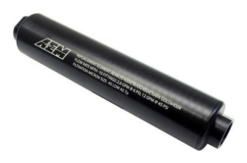 AEM - High Volume Fuel Filter