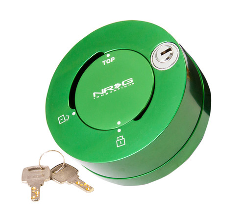 NRG - Quick Lock (Green)
