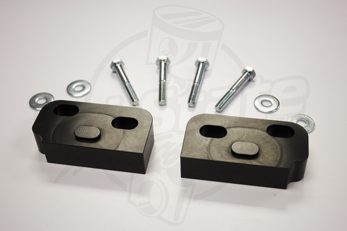 K-Tuned - Quick Release Hood Hinge SPACERS