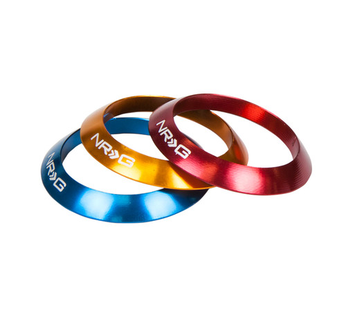 NRG - Interchangeable Rings Knob