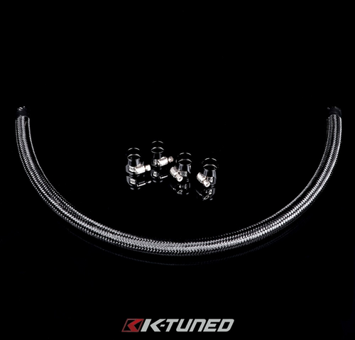 K-Tuned - Brake Booster Line Kit