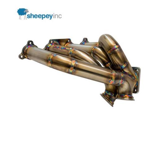 Sheepey - Honda/Acura B/D Series Twin Scroll Mini Outlaw Turbo Manifold