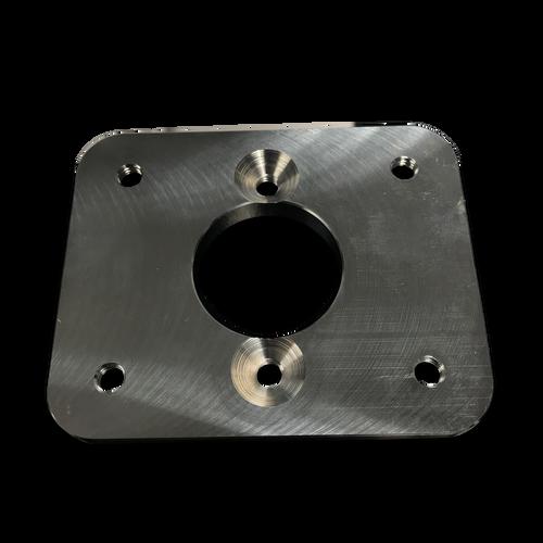 TSM - Brake Booster Delete Plate
